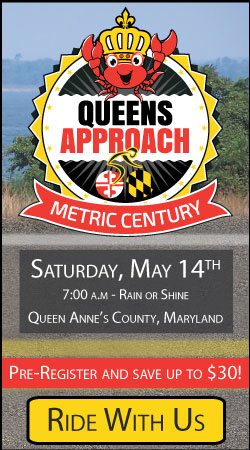 Introducing Our Inaugural Event - The Queens Approach Metric Century